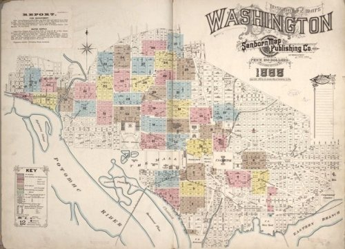 The Accidental Revelations of Sanborn Maps