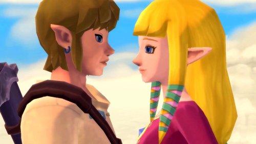 The Legend of Zelda: Skyward Sword HD: Romance of the Fates Trailer