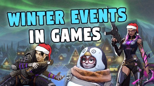 Do YOU like Winter Events in Games?