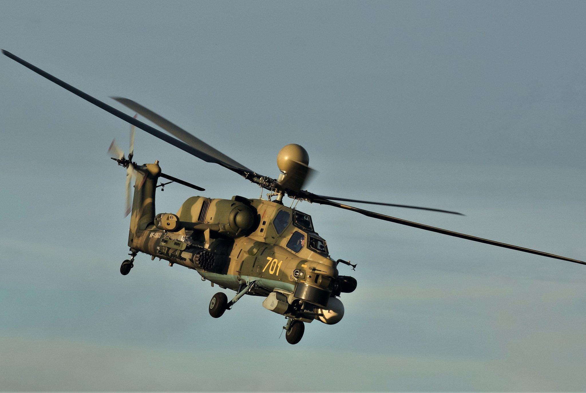 Mil Mi-28NM Havoc: The Russian Chopper That Made ISIS Run Screaming