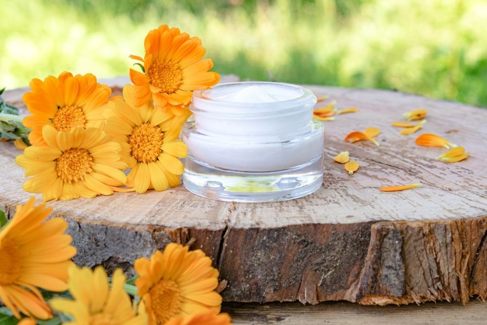 Household Herbs for Glowing Skin, Plus Other Skin Care Tips