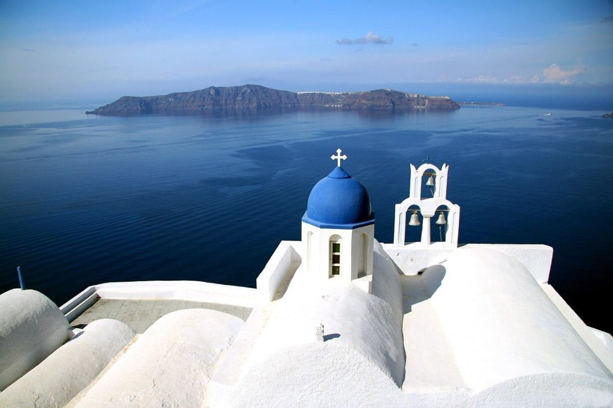 Most Beautiful Islands and Landmarks in Greece