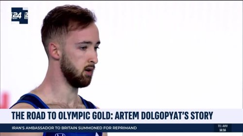 The Road to Olympic Gold: Artem Dolgopyat's Story
