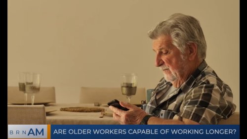BRN AM | Are older workers capable of working longer?