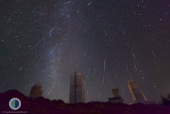 Discover the geminid meteor shower