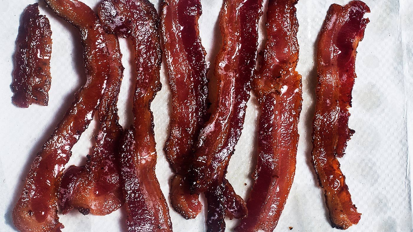 This Is How You Get The Crispiest Bacon Imaginable