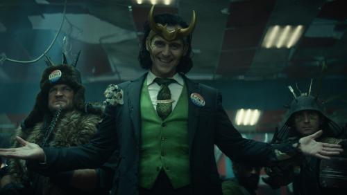 Loki Disney+ Series Trailer Looks Wickedly Fun