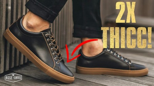 Thursday Boots Made a Sneaker BUT is it any good - (CUT IN HALF) - Thursday Review.
