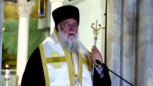 Corfu, Prince Philip's birthplace, holds liturgy