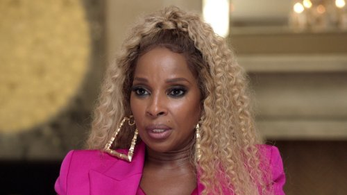 Mary J Blige's My Life: Fight For My Life