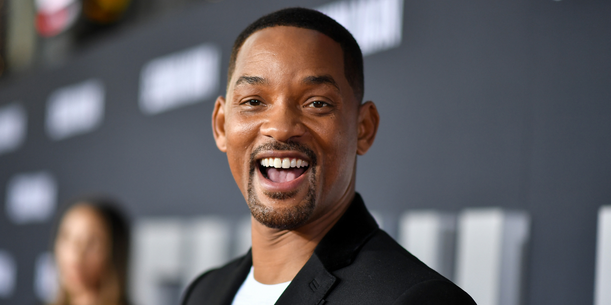 Will Smith Reveals His New Netflix Docuseries Has A 100% Rating On Rotten Tomato