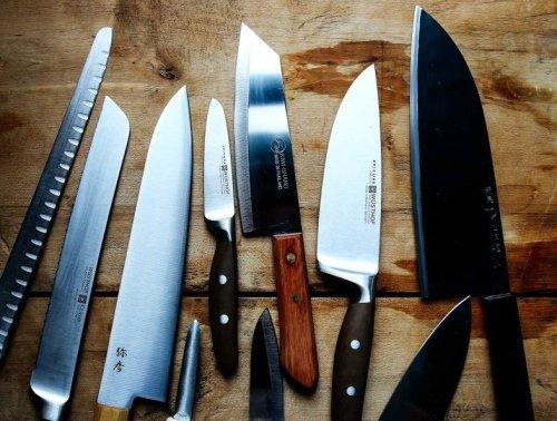 The next knife you buy should be a Santoku knife