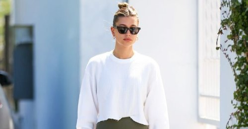 Hailey Bieber's new under-$200 bag is likely to sell out on Nordstrom