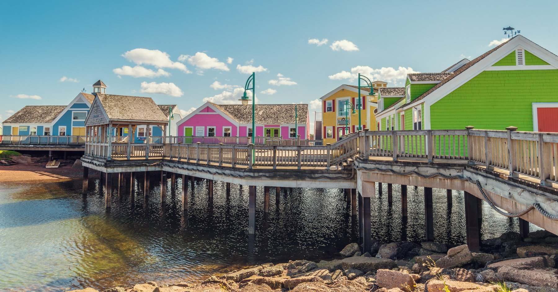 6 Charming Canadian Islands To Explore