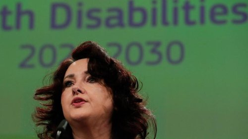 EU's plan for including people with disabilities isn't moving fast enough, say activists
