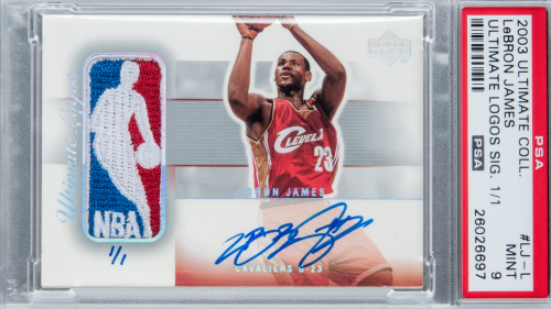 LeBron James Rookie Card Sells For a Jaw-Dropping $5.2 Million