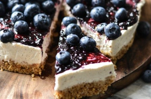 A No-Bake Cheesecake That Will Class Up Your Dessert Game