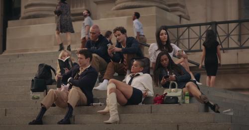 Must-See Trailers: The Sandman, Gossip Girl Reboot, Blood Red Sky & More