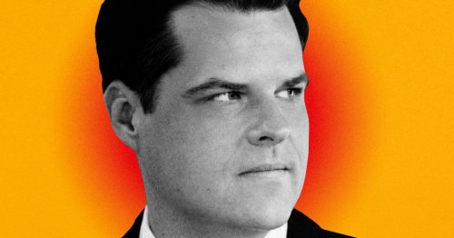 The feds will know a lot more about Matt Gaetz's social life very soon