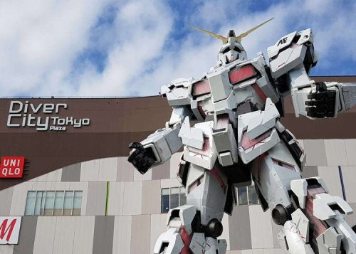 Why Odaiba is Outstanding!
