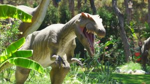 Walk Among Dinosaurs in World's First 'Augmented Reality' Zoo