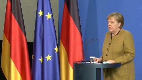 Merkel bids for powers to impose a nationwide COVID lockdown