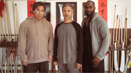 Hollywood Wanted Me to Make My Martial-Arts Characters White