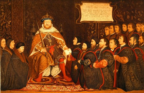 Top 10 Heads That Rolled During the Reign of Henry VIII — And More Royal History