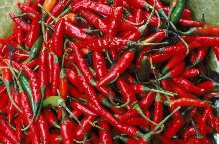 How Spicy Foods Can Cool You Down On A Hot Day