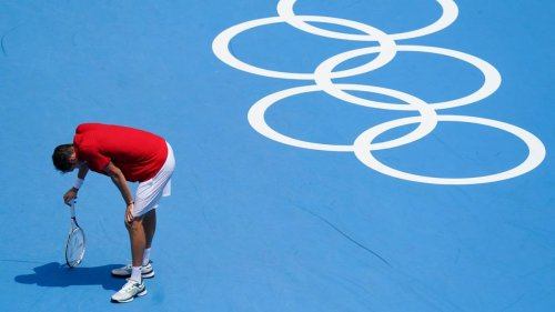 Tennis Star Feared This Dangerous Thing at the Tokyo Olympics Could Kill Him