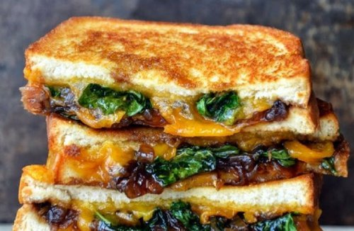 Ooeey Gooey Grilled Cheese Recipes