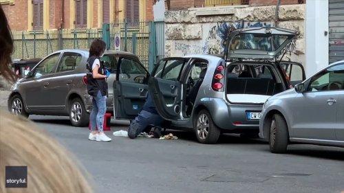 Explosive Device Found in Car Near Rome's Stadio Olimpico