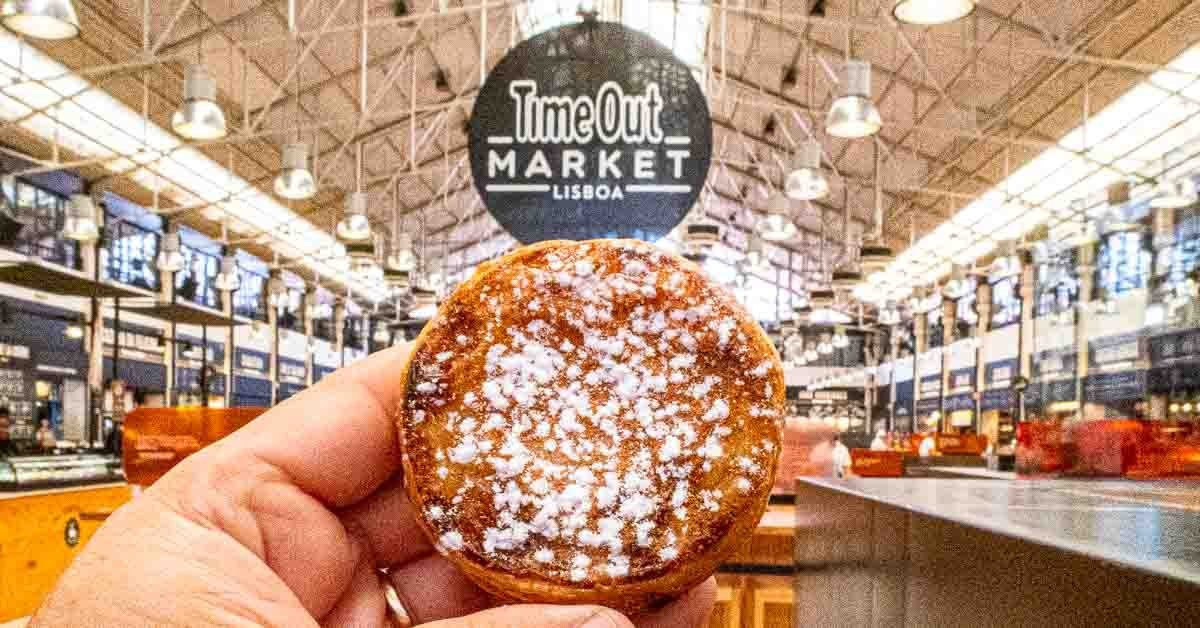 Take Time Out to Eat in Lisbon