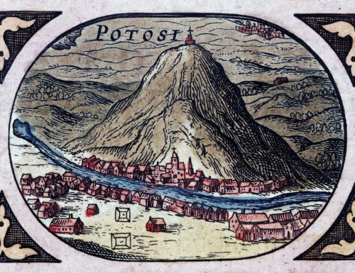 Story of cities #6: how silver turned Potosí into 'the first city of capitalism'