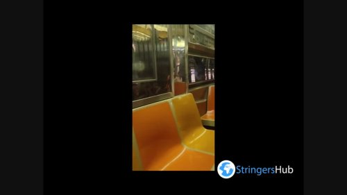 US: NYC Subway Train Evacuated After Crashing Into Object, One Person Injured