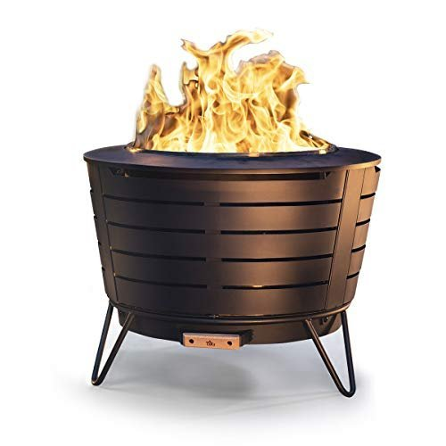 Stainless Steel Low Smoke Fire Pit