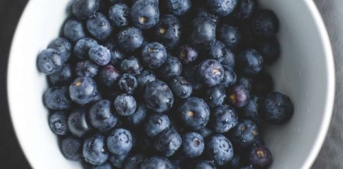 Here Is Why Nutritionists Want You to Eat Blueberries