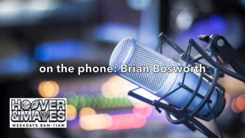 Brian Bosworth Interview