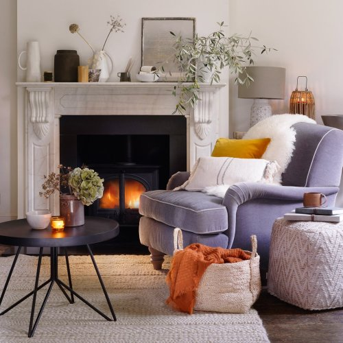 Get cosy with this fireplace ideas for your home