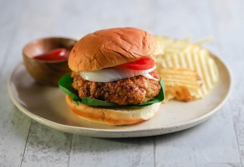 How to Make Burgers in the Air Fryer