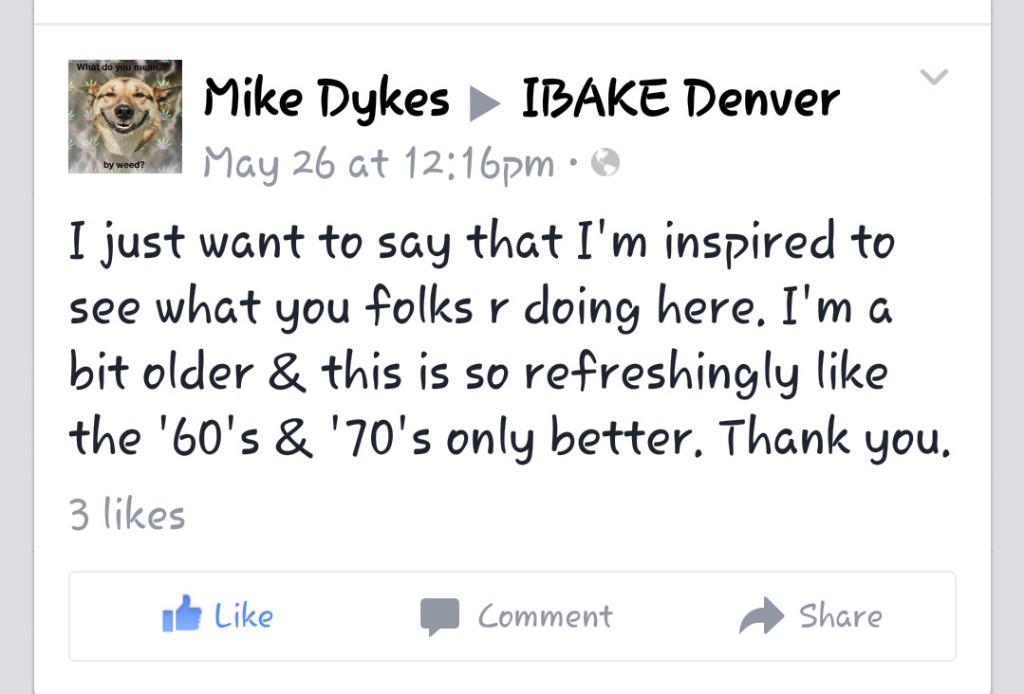 #ibakedenver #ibakefamily #iBakeEmpire
