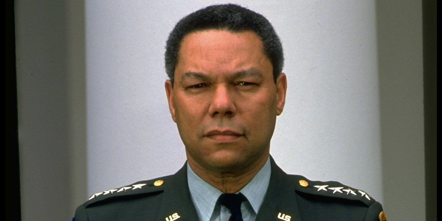 The world remembers Colin Powell - cover