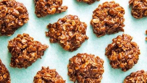 No Bake Oatmeal Cookies Will Always Be Our Favorite