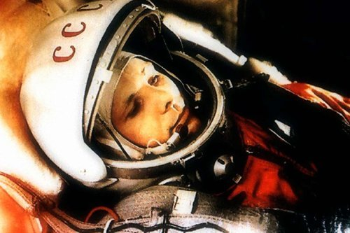 Who was Yuri Gagarin?