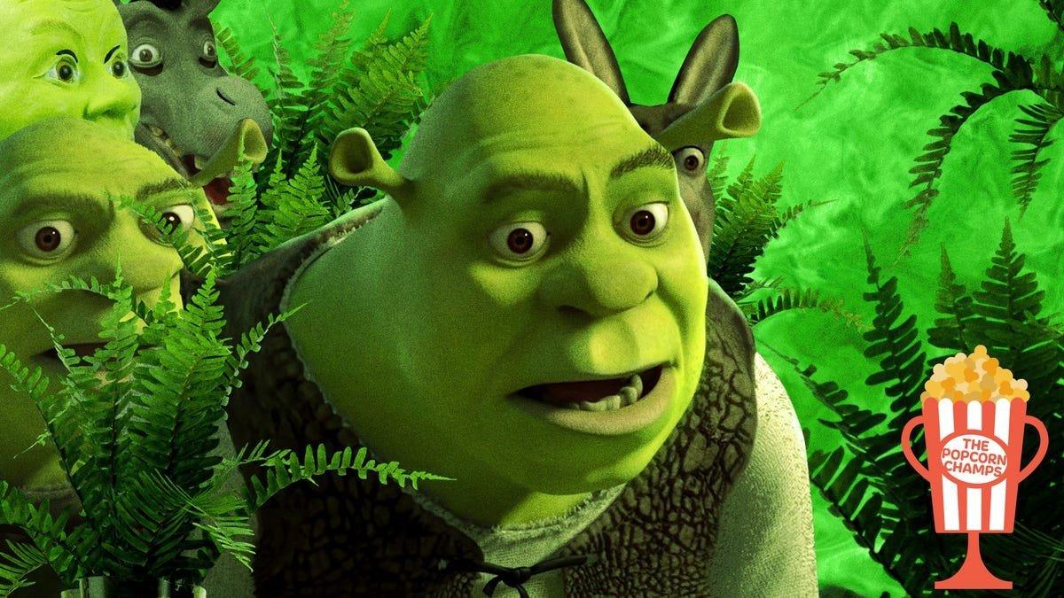 Shrek: 20 Years On