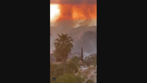 Fires Rage as Evacuation Order Remains in Place For Pacific Palisades Residents