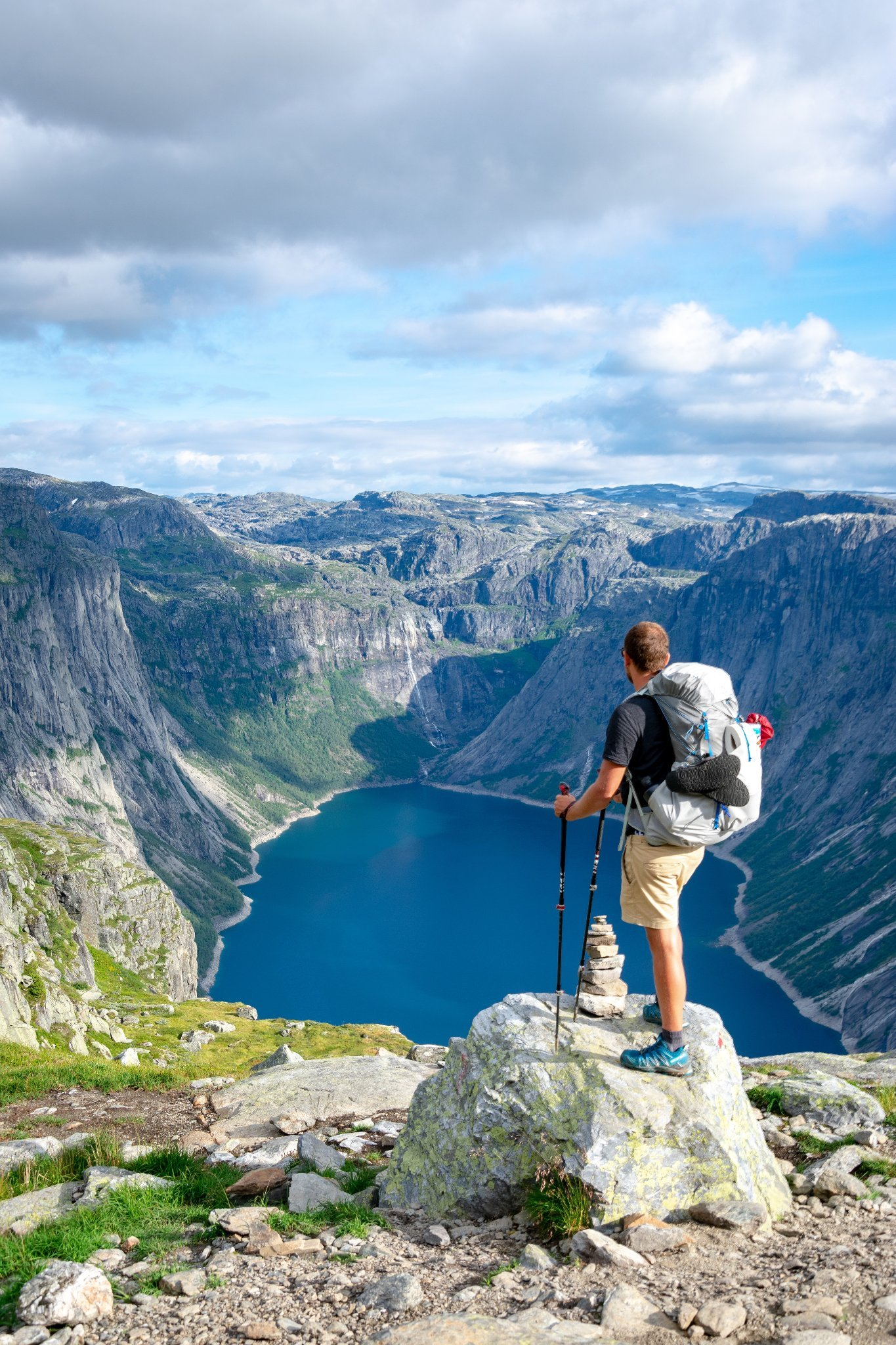 Hiking, Exploring, Camping and more