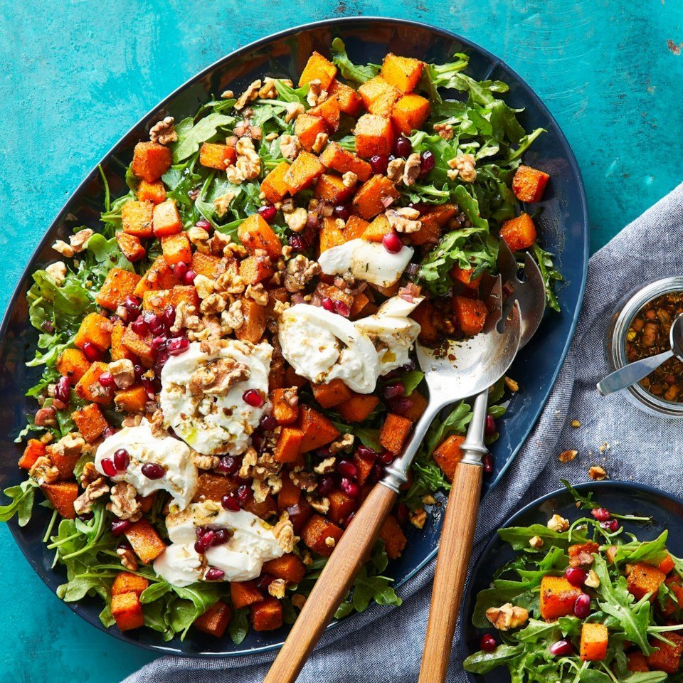 18 Fall Salad Recipes That Are Perfect for Dinner
