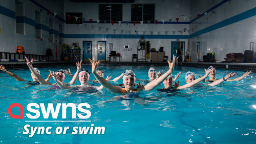 Champion synchronised swimming team left without base to train after council closed their pool