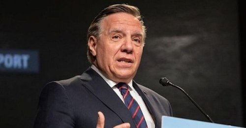 Legault Says He's Going To Announce New COVID-19 Measures In The Coming Days